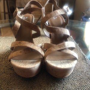BP Cork Sandals